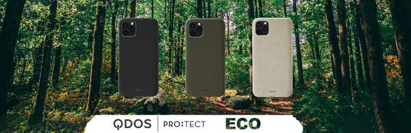 QDOS ECO-friendly case collection