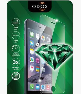 QDOS OPTIGUARD Glass Protect  glass screen protector detail 3