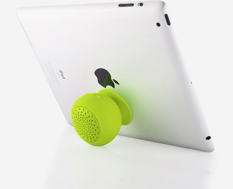 QDOS QBOPZ Green Bluetooth speaker