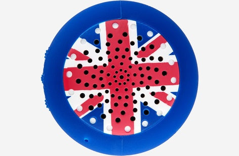 QDOS Q-BOPZ Iconic Bluetooth speaker Union Jack