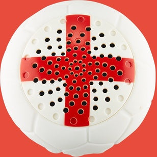 QDOS Q-BOPZ® Football Bluetooth speaker England
