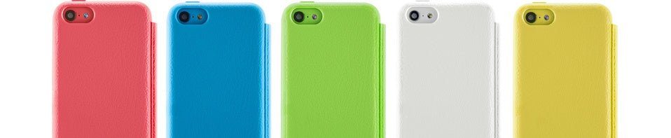 QDOS TexFolio case collection for iPhone