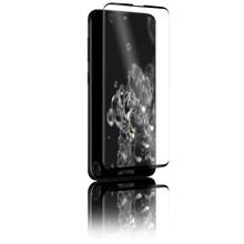 OptiGuard™ Glass Curve Black for Galaxy S20 Ultra