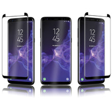 OptiGuard™ Glass Curve Black for Galaxy S9+