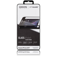 OptiGuard™ Glass Protect Black for P8 Lite (R)