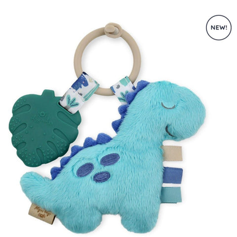 Dino Itzy Pal - Plush + Teether