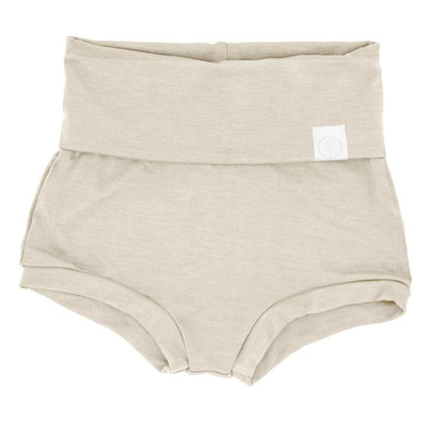 Bamboo Bloomers Shorties Sand