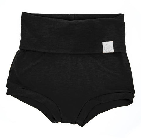 Bamboo Bloomers Shorties Black