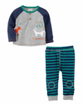 Mud Pie Play All Day Two Piece Set