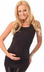 Maternity and Nursing Sleeveless Top