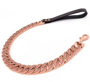 The Pink Panther Dog Collar & Leash Combo