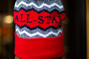 All-Star Stocking Hat