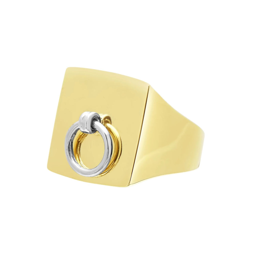 Edward Knocker Ring