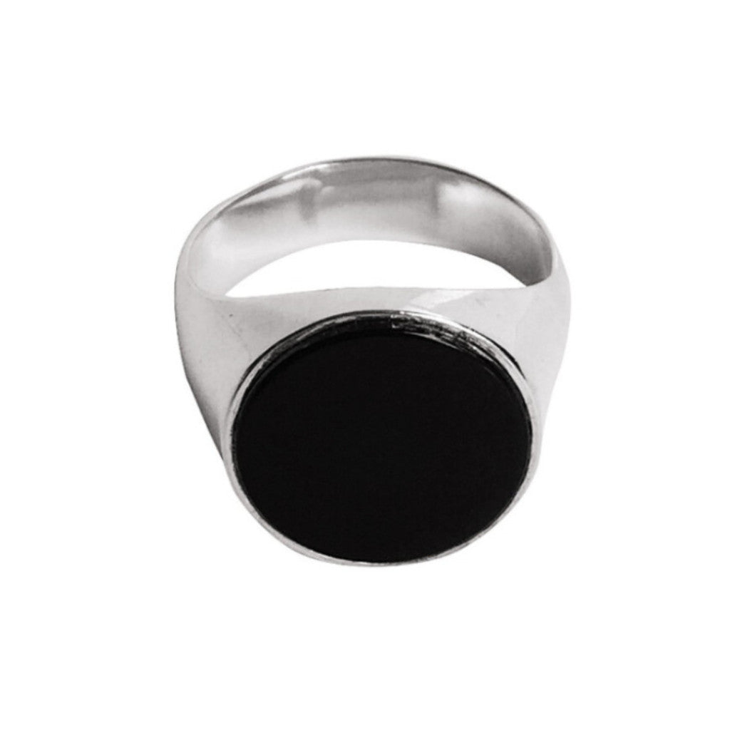 Everett Ring - Black Onyx