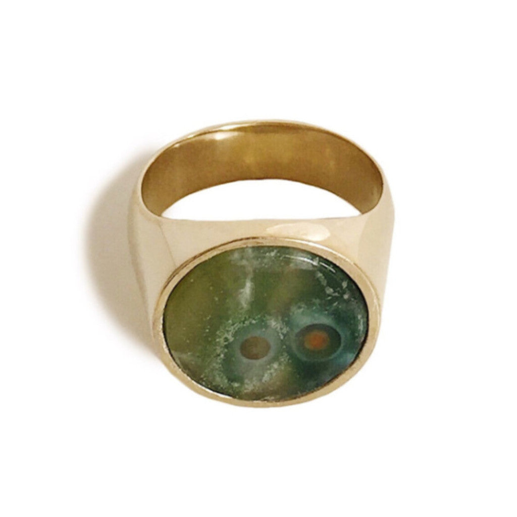 Everett Ring - Ocean Jasper