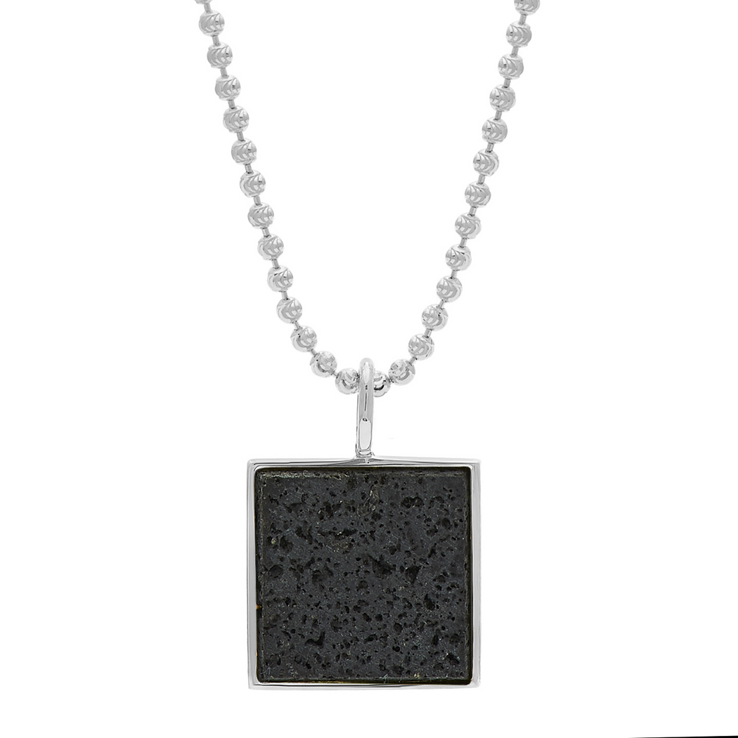Samuel Necklace - Lava