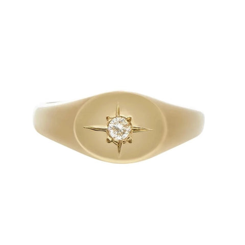 Nara Ring - Diamond