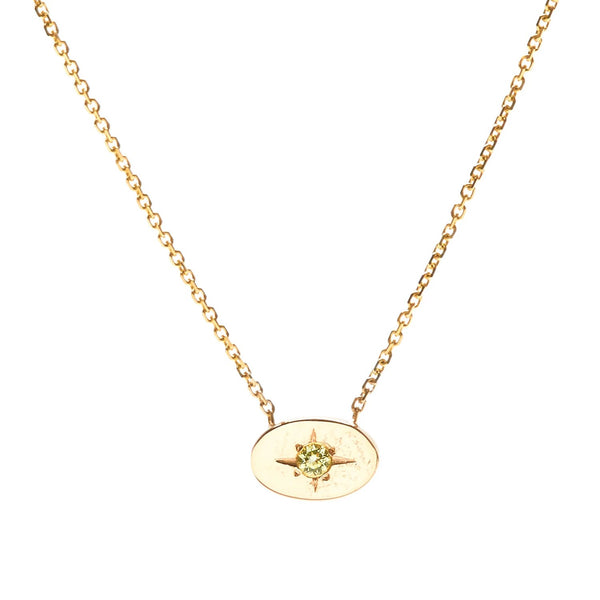 Nara Necklace - Peridot