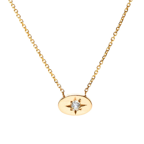 Nara Necklace - Diamond