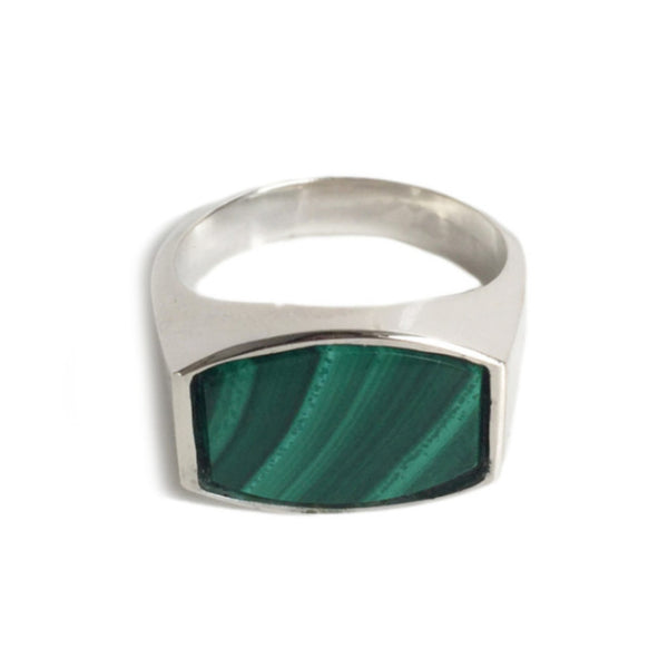 Archie Ring - Malachite