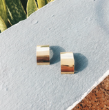 Curved Andie Earrings