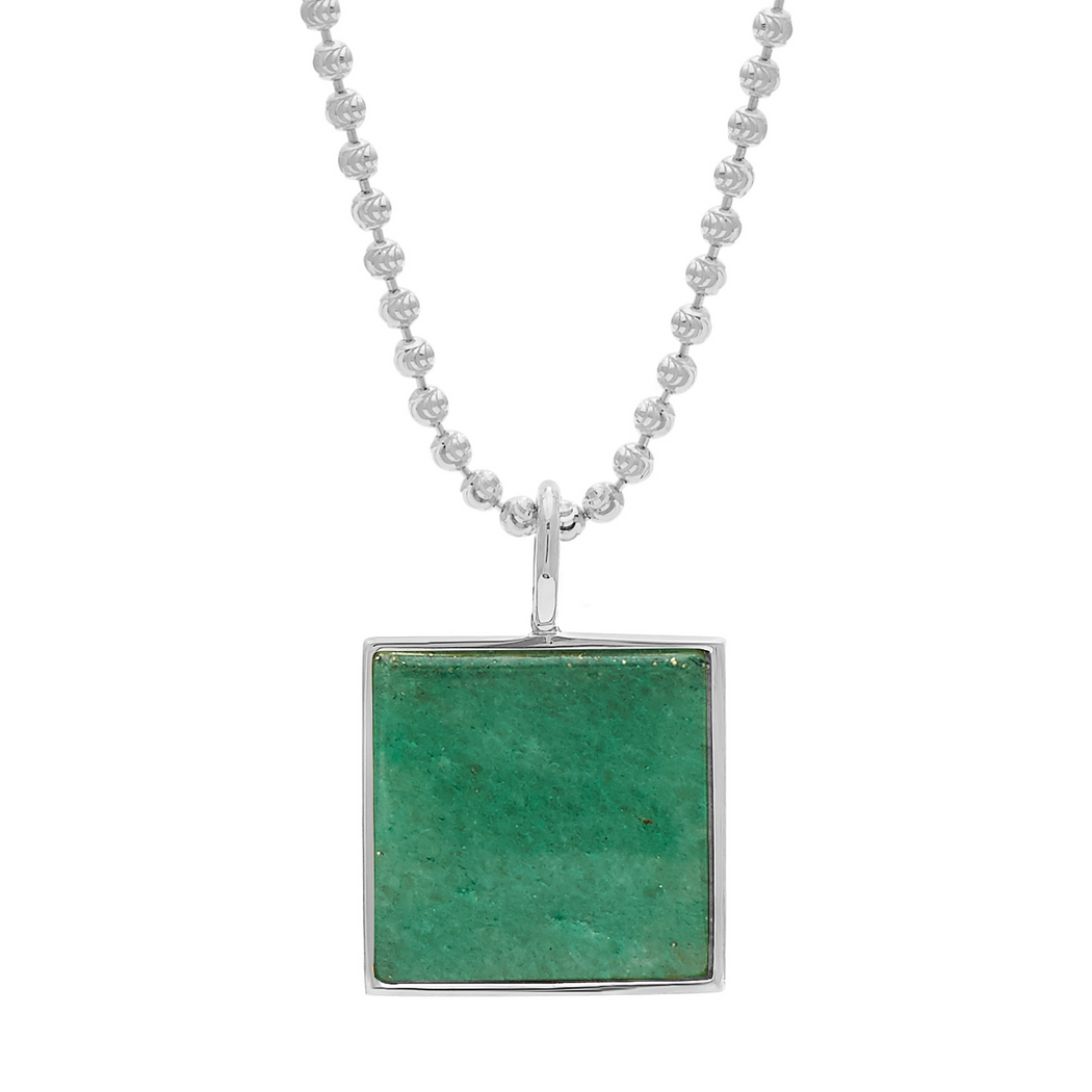 Samuel Necklace - Aventurine