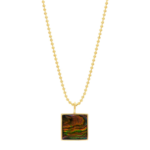 Samuel Necklace - Abalone