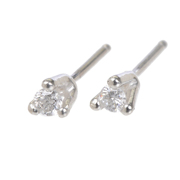 TAYLOR WHITE DIAMOND EARRINGS