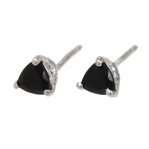 TYLER ONYX EARRINGS