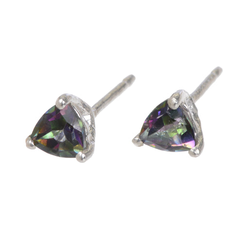 Tyler Earrings - Mystic Topaz
