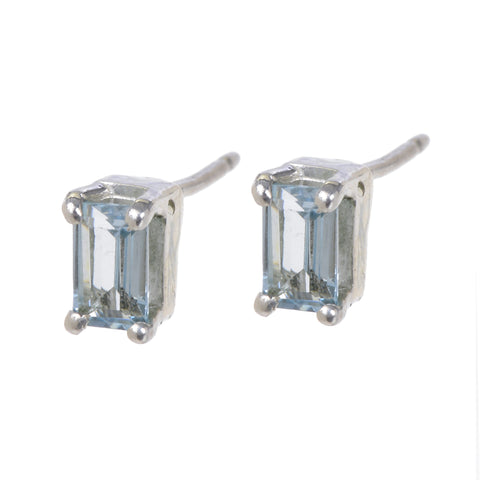 KENNEDY AQUAMARINE EARRINGS