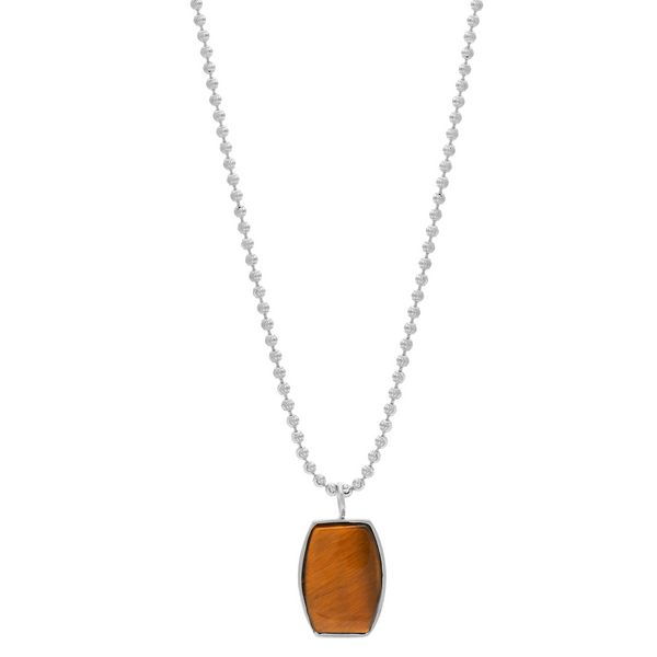 Archie Necklace - Tiger's Eye