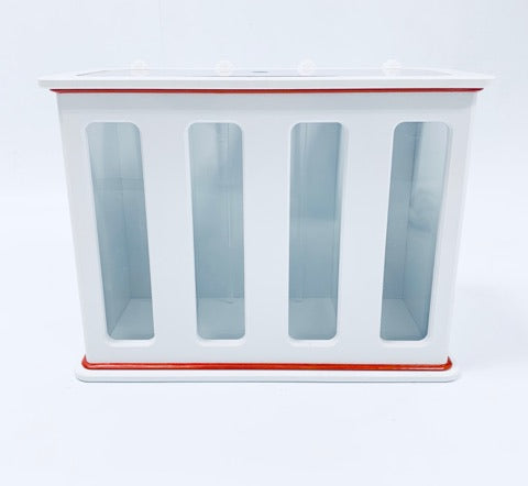 Ref#: DO300 PVC 4-part Dosing Container