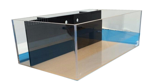 REF#: AIO132 - All-In-One Rimless Show Tank (7 sizes available)