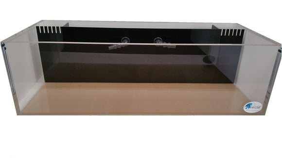 REF#: AIO131 - All-In-One Show Tank w/ Plumbing Parts (6 sizes available)