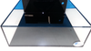 "REF# FT110 20x16x8  3/8""  Rimless Frag Tank with External Overflow (3 Sizes)"