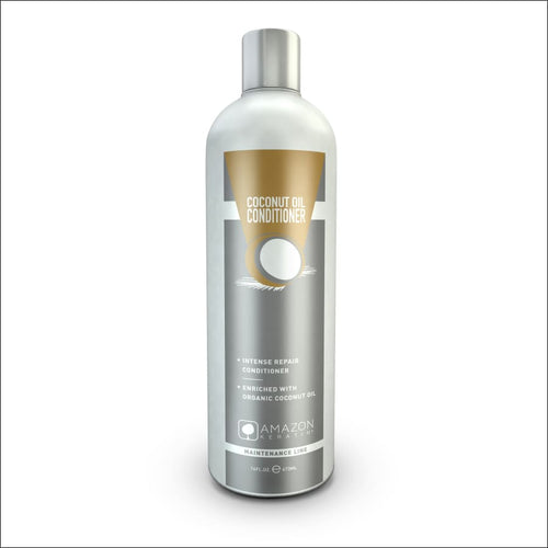 Amazon Keratin Acondicionador Aceite de Coco 473 ml - JAZZ PELU
