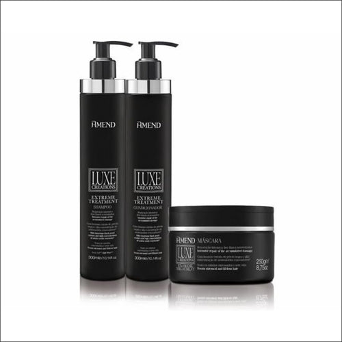 Amend Luxe Creations Kit 3 Productos - JAZZ PELU