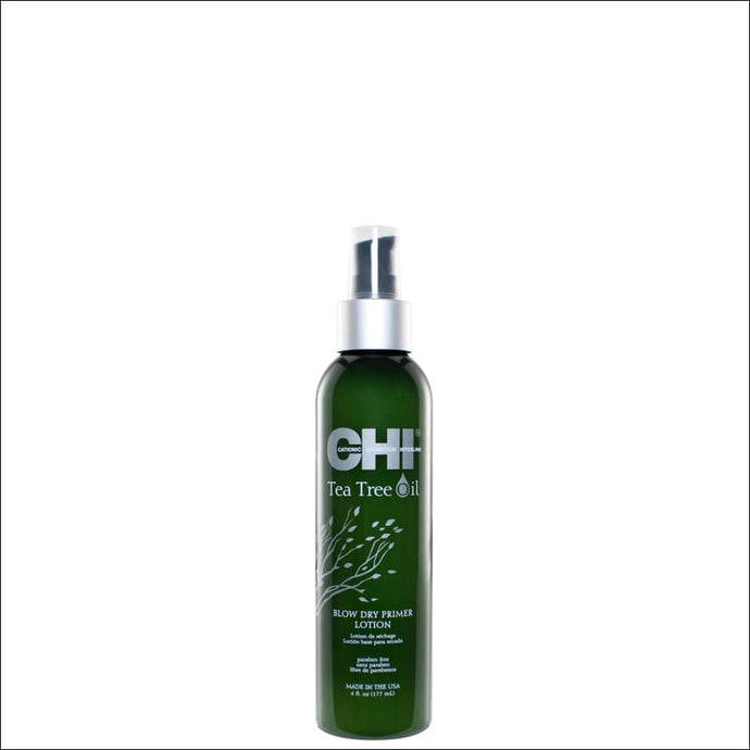 Farouk CHI Loción De Secado Tea Tree 177 ml Blow Dry Lotion - jazz pelu