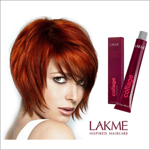 Lakme Collage Tinte Crema Hair Color 60 ml - Coloración
