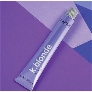 Lakme k.blonde Toner Perla 60 ml - Coloración