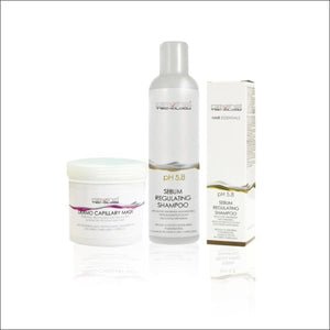Simone Trichology Sebum Regulating System Kit - JAZZ PELU