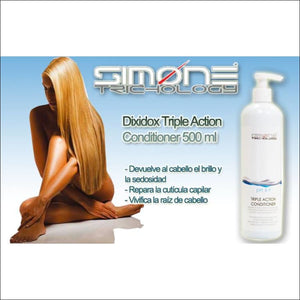 Simone Trichology Triple Acción Acondicionador 500 ml -