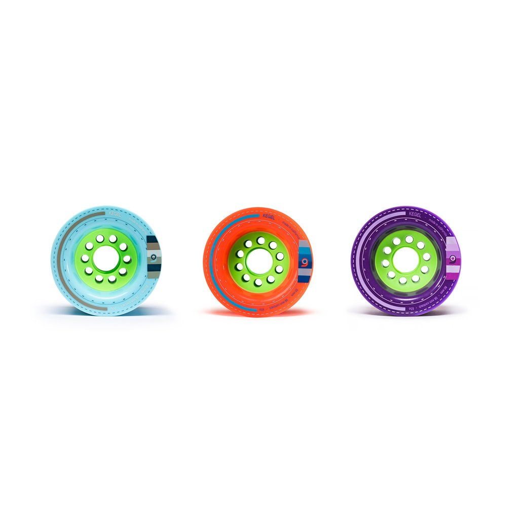 80mm 83a Orangatang Kegel Purple