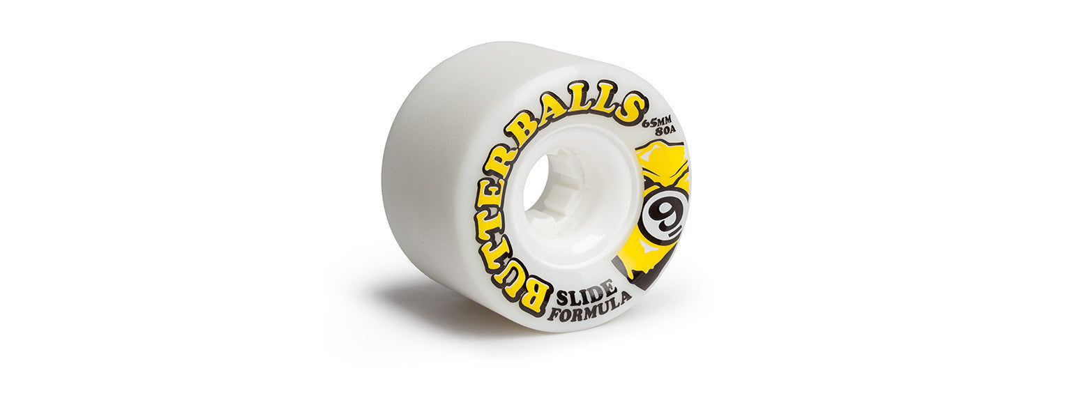 65mm Sector 9 Butter Balls Slide Wheels