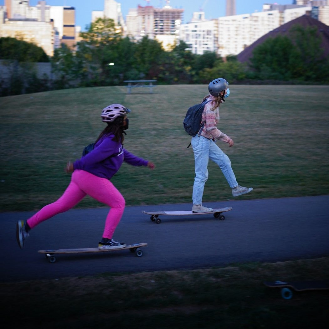 Longboard Learning: Tuesday Morning Workshop at Garrison Crossing 10:00am
