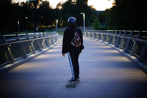 Longboard Learning: Tuesday Morning Workshop at Garrison Crossing