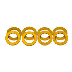 Caliber precision 8mm speed rings