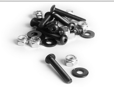 1.25 Panhead Hardware SET of 8