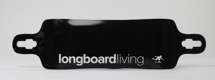 "Longboard Living Double Drop 38"" Deck only"